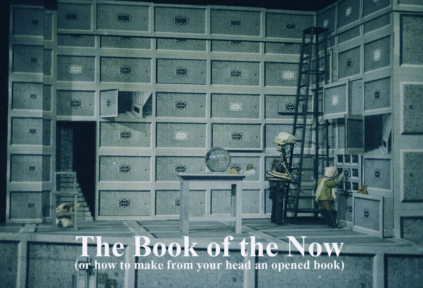The Book of the Now
